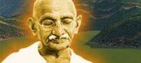داستان خواندنی و آموزنده لنگه کفش جا مانده گاندی