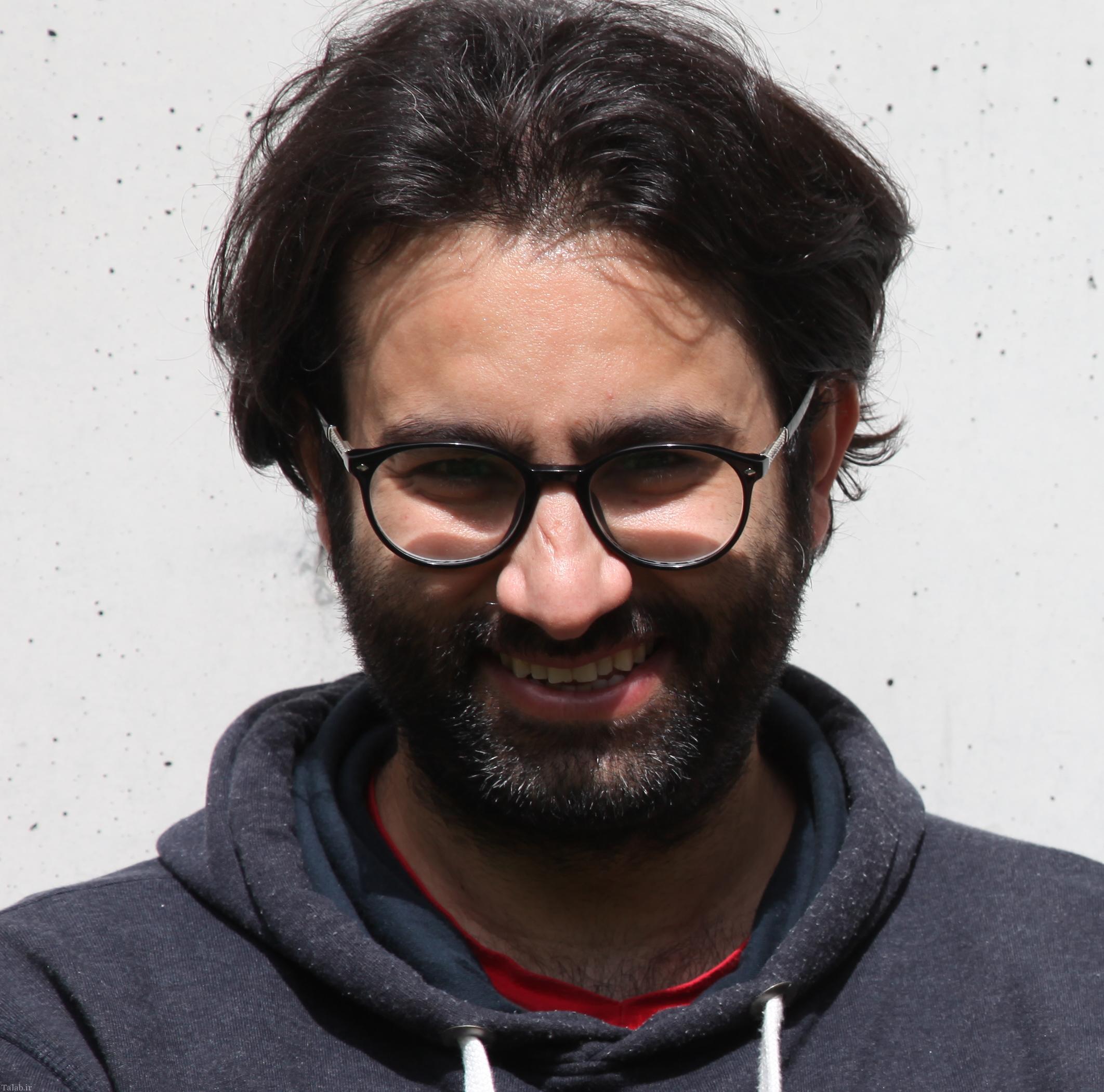 یاسر رودی یک جوان ایرانی محقق در سطح بینالمللی
