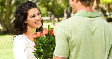 به همسرتان عاشقانه بگویید دوستت دارم