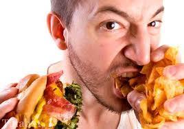 تست شخصیت شناسی افراد از روی غذاخوردنشان