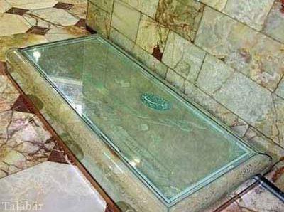 سنگ قبر آیت الله بهجت چه اسراری دارد؟