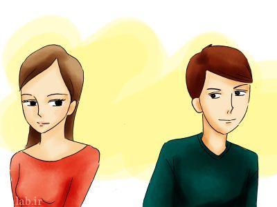 دلیل بی اعتمادی همسرم چیست؟