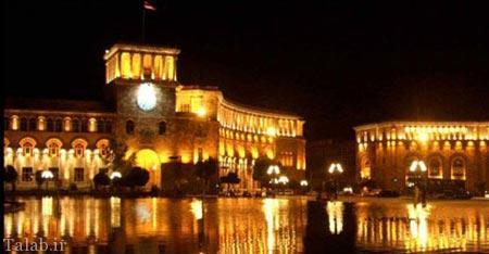 تصاویری از جذاب ترین مکان های دیدنی در ارمنستان