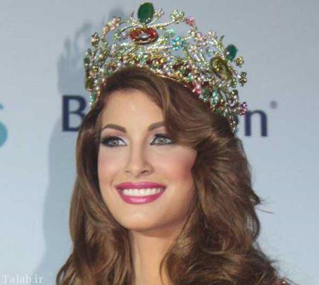 عکس های زیباترین و جذاب ترین زن ونزوئلا