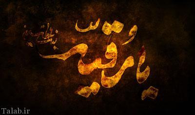 دل نوشته های غمگین حضرت رقیه (س)
