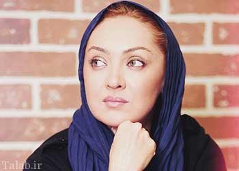عکسی قدیمی از نیکی کریمی در مشهد