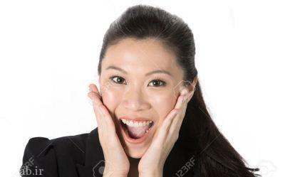 حرکت عجیب زن چینی برای عبور از گیت فرودگاه (عکس)