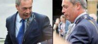تصاویر دیدنی از سیاست مدارانی که با تخم مرغ ترور شدند