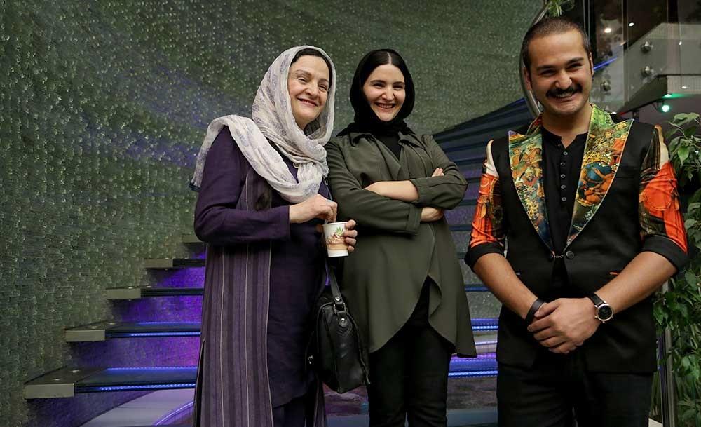 عکس های خصوصی همسر محسن افشانی