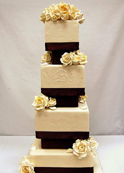 سری جدید مدل کیک های عقد و عروسی 2015
