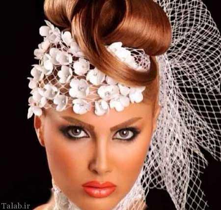 مدل های جذاب آرایش چشم و صورت