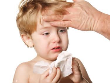 چگونه تب کودکان را کاهش دهیم؟