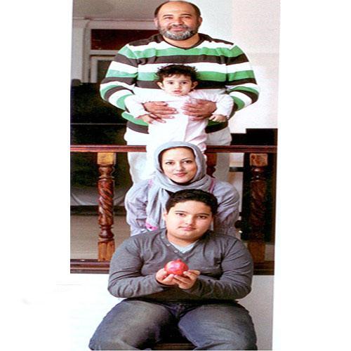 عکس نادر سلیمانی و همسرش در دوران جوانی