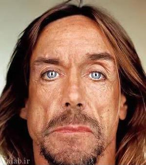 تصاویری از زشت ترین افراد معروف جهان