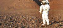 در آینده ای نزدیک انسان بر روی مریخ