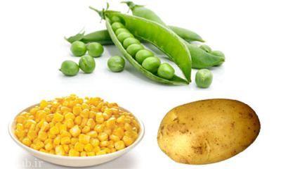 سبزیجات چاق کننده را بشناسید