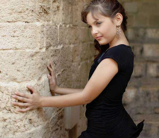 عکس های جذاب و دیدنی از زیباترین دختر دنیا