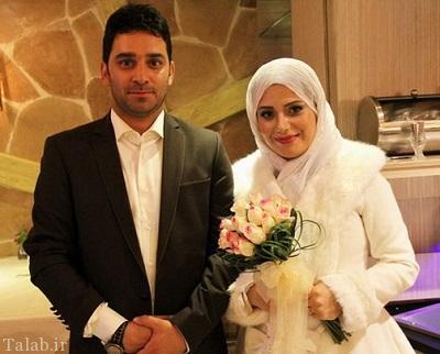 داستان ازدواج سنتی و عاشقانه صبا راد مجری سیما