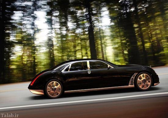 گران ترین خودروی دنیا با نام ناتالیا (عکس)