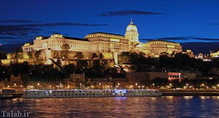 آشنایی با قلعه بودا در مجارستان + عکس