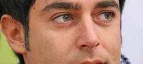 محمدرضا گلزار دلتنگ مرتضی پاشایی است (عکس)