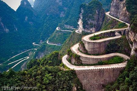دیدنی های زیبا در کشور چین