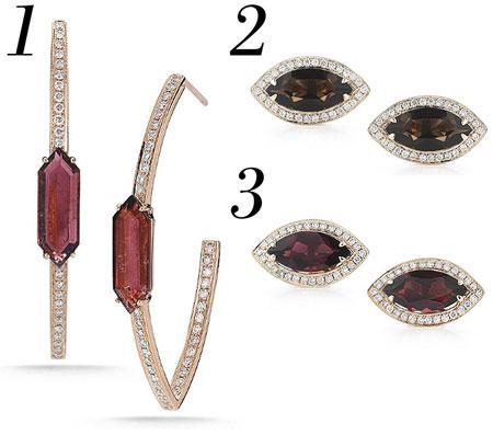 جواهرات زیبای رنگی جدید