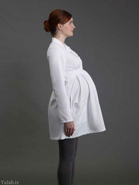 مدل جدید مانتو بارداری و حاملگی بهاره