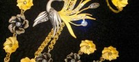 زیباترین مدل سرویس و نیم سرویس طلا زرد