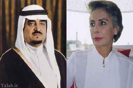 وقتی همسر مخفی پادشاه او را تهدید می کند + عکس