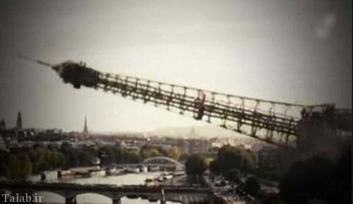 داعش می خواهد پاریس را نابود کند + عکس