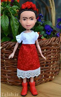 مطالب جالب خواندنی درمورد عروسک های مدل