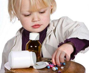 هنگام مسمومیت کودک چه اقداماتی باید انجام داد؟