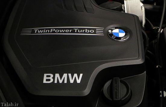 تصاویر دیدنی از رونمایی BMW 220i در ایران