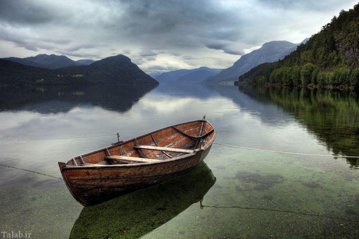 تصاویر زیبا از طبیعت هزار رنگ و رویایی
