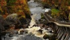 طبیعت رویایی و زیبا در فصل پاییز