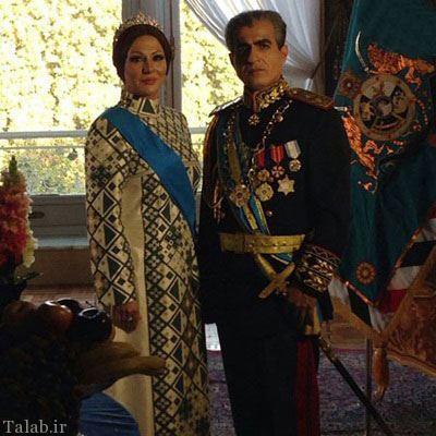 عکس های دیدنی سریال معمای شاه