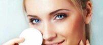 پاک کردن اصولی آرایش صورت