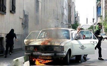 عکس های خنده دار ایرانی کمیاب و طنز