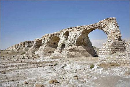 معرفی پل تاریخی لاتیدان در بندرعباس + تصاویر