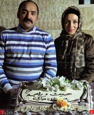 معرفی خوشبخت ترین زوج های سینمای ایران + عکس