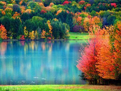 اس ام اس های جدید و زیبای پاییزی (15)