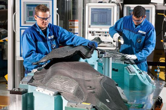 یک خودروی BMW چگونه تولید می شود؟ (عکس)