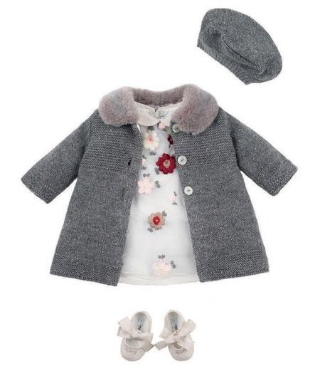 مدل ست لباس کودک برند Simonetta