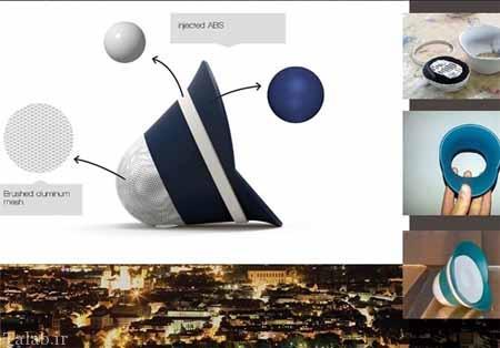 طراحی دستگاهی برای بهتر خوابیدن