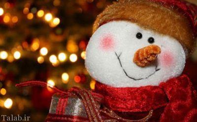 اس ام اس جدید و زیبای کریسمس