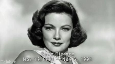 تصاویر زیباترین زنان تاریخ سینمای هالیوود