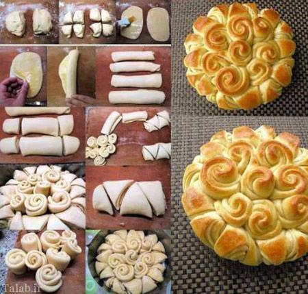 تزیینات خوشمزه و دیدنی کیک و شیرینی