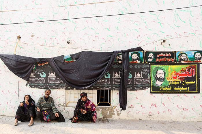تصاویر پیاده روی میلیونی شیعیان به سمت کربلا