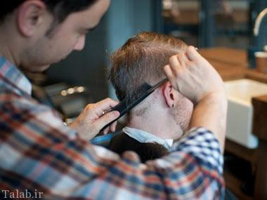 چه کسی کوتاه کردن مو مردان را رواج داد؟